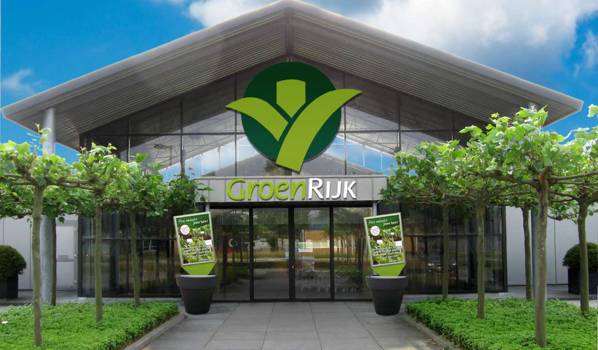 Groenrijk for Groen rijk